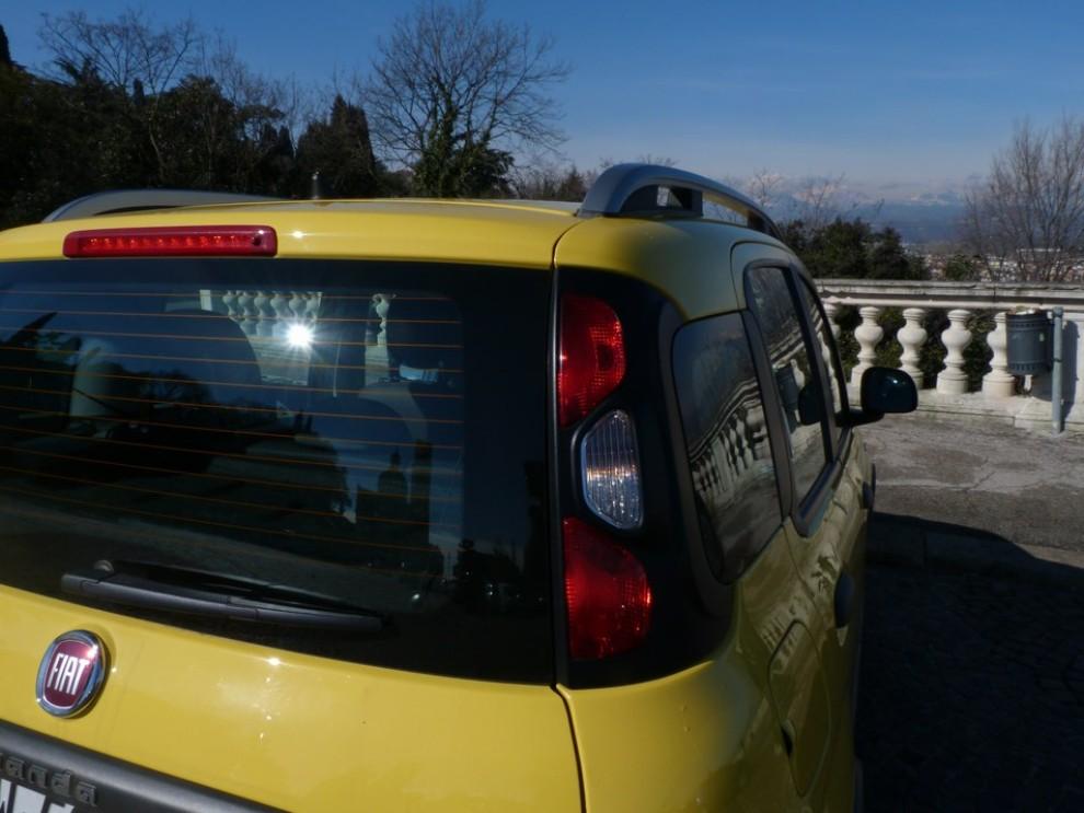 Fiat Panda Cross 1.3 MJT S&S 4×4: la prova su strada - Foto 23 di 30