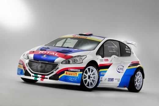 Peugeot 208 T16 protagonista della stagione Rally 2015