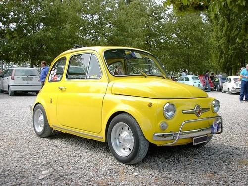 Cinquino.net, il portale dedicato alle Fiat 500