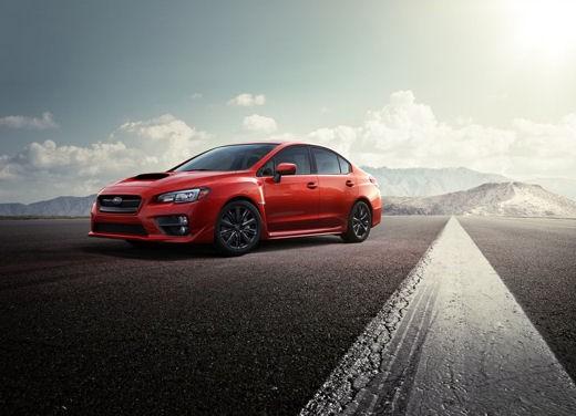 Subaru WRX: prezzi ed informazioni