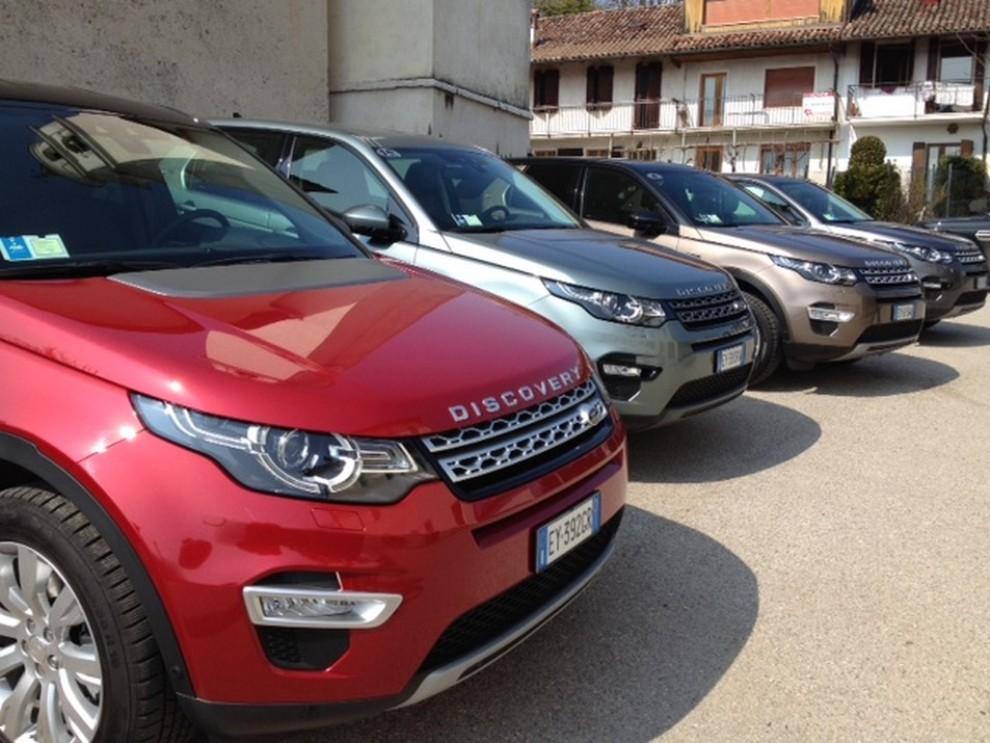 Land Rover Discovery Sport prova su strada, prestazioni e consumi - Foto 1 di 14