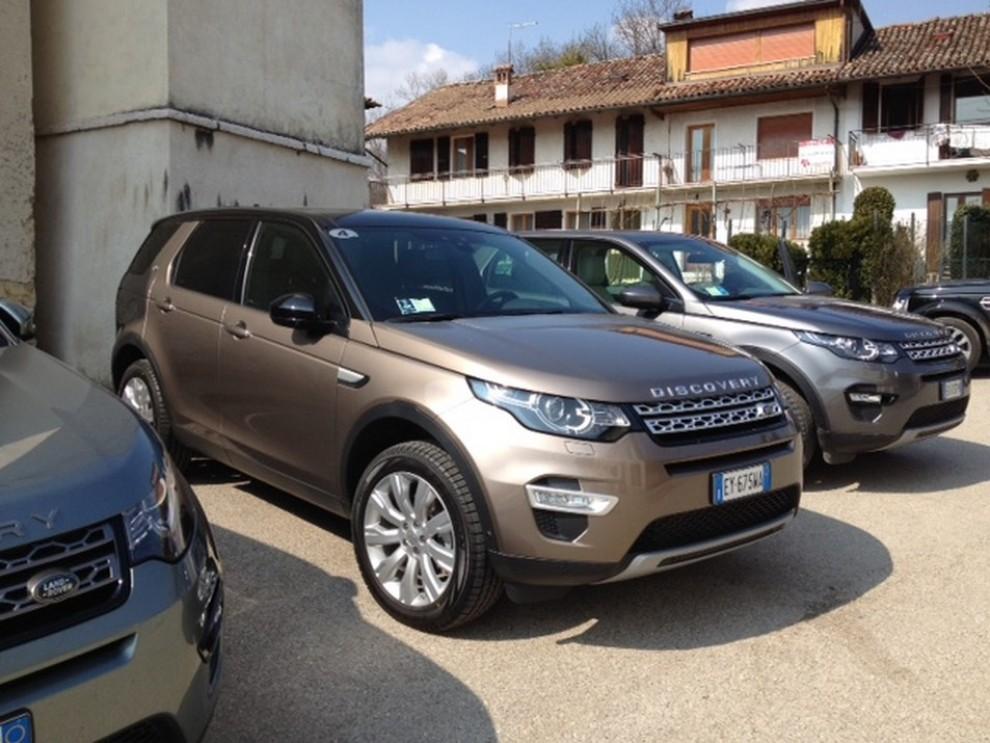 Land Rover Discovery Sport prova su strada, prestazioni e consumi - Foto 2 di 14