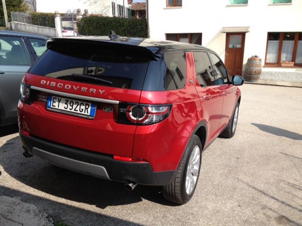 Land Rover Discovery Sport prova su strada, prestazioni e consumi - Foto 4 di 14