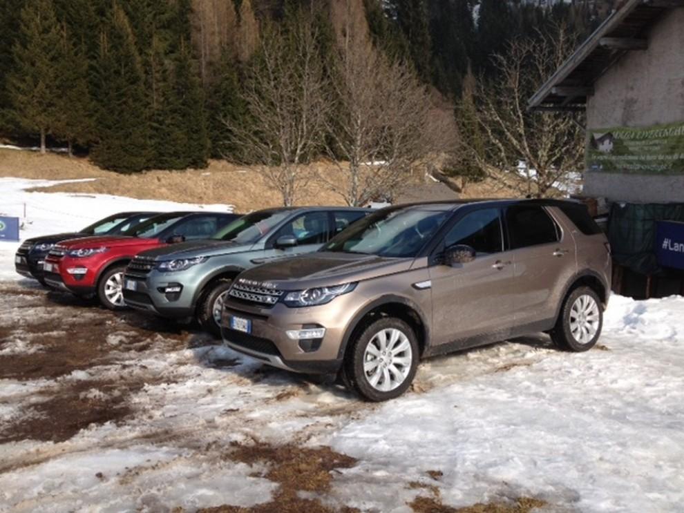 Land Rover Discovery Sport prova su strada, prestazioni e consumi - Foto 5 di 14