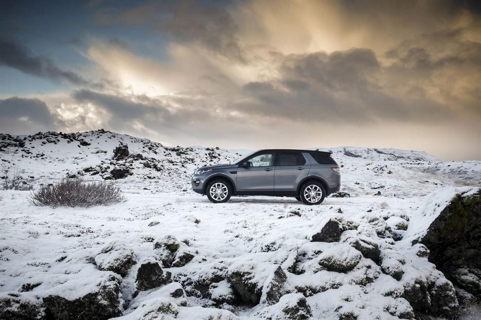 Land Rover Discovery Sport prova su strada, prestazioni e consumi - Foto 11 di 14