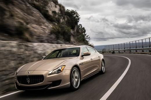 Maserati Quattroporte: la gamma completa con tutti i prezzi