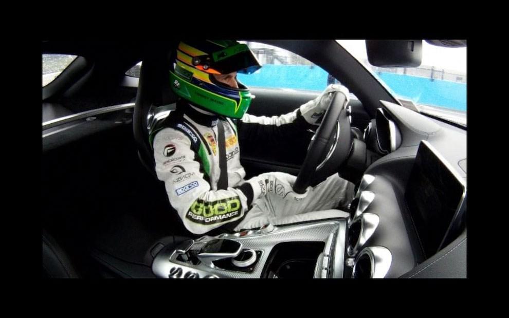 Mercedes-AMG GT S provati in pista i 510 CV sul Circuito di Franciacorta - Foto 14 di 41