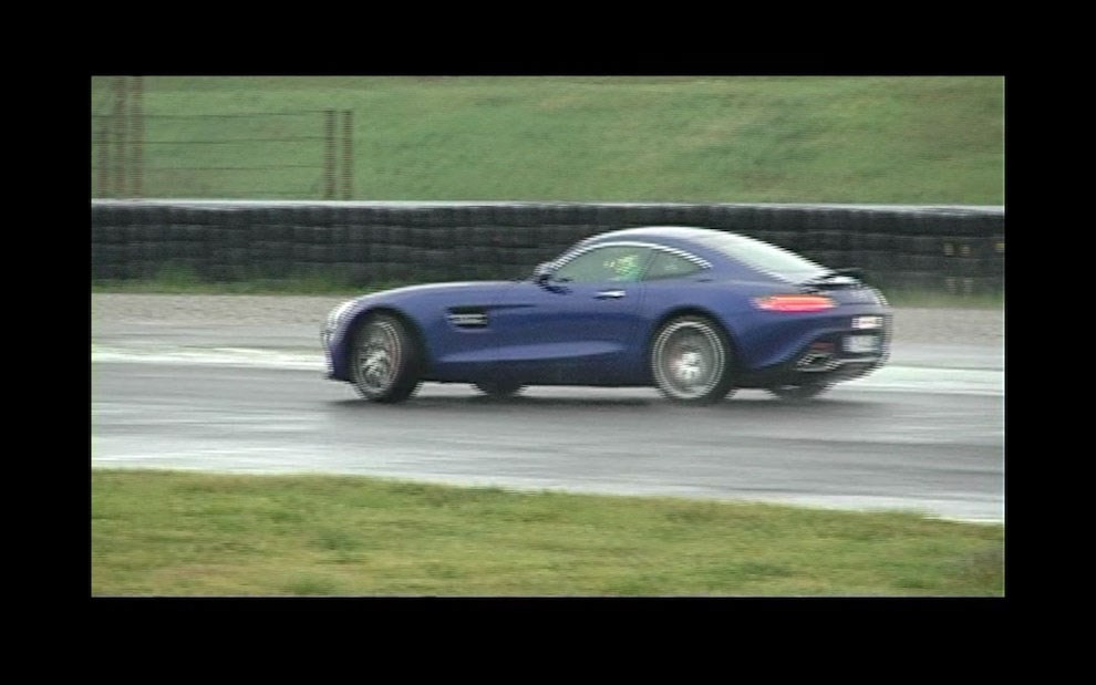 Mercedes-AMG GT S provati in pista i 510 CV sul Circuito di Franciacorta - Foto 17 di 41