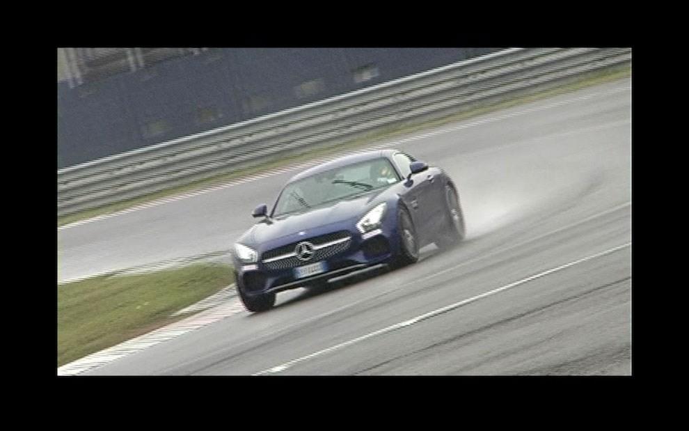 Mercedes-AMG GT S provati in pista i 510 CV sul Circuito di Franciacorta - Foto 20 di 41