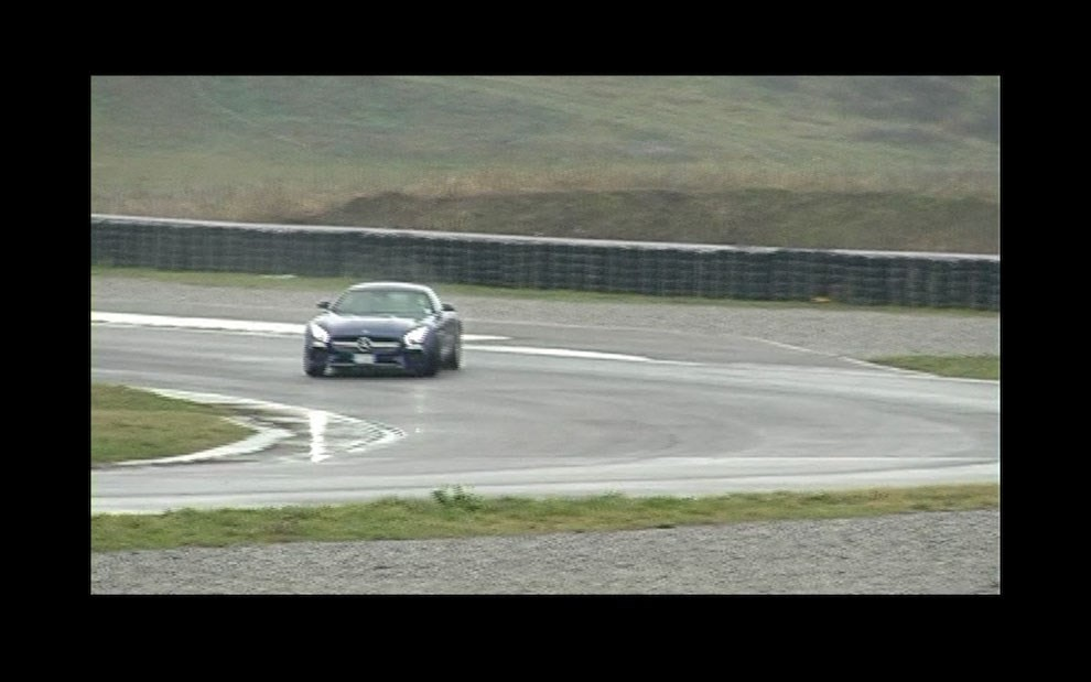 Mercedes-AMG GT S provati in pista i 510 CV sul Circuito di Franciacorta - Foto 3 di 41