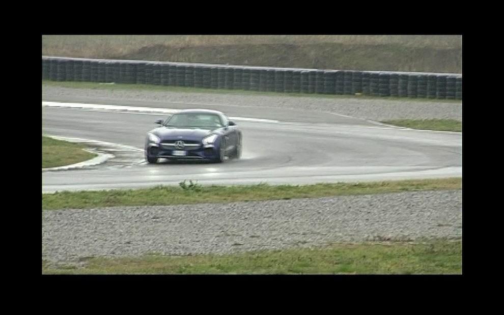 Mercedes-AMG GT S provati in pista i 510 CV sul Circuito di Franciacorta - Foto 8 di 41