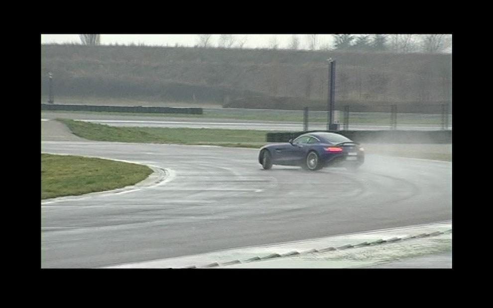 Mercedes-AMG GT S provati in pista i 510 CV sul Circuito di Franciacorta - Foto 12 di 41