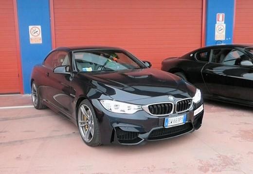 BMW M4 Cabrio provata su strada e pista