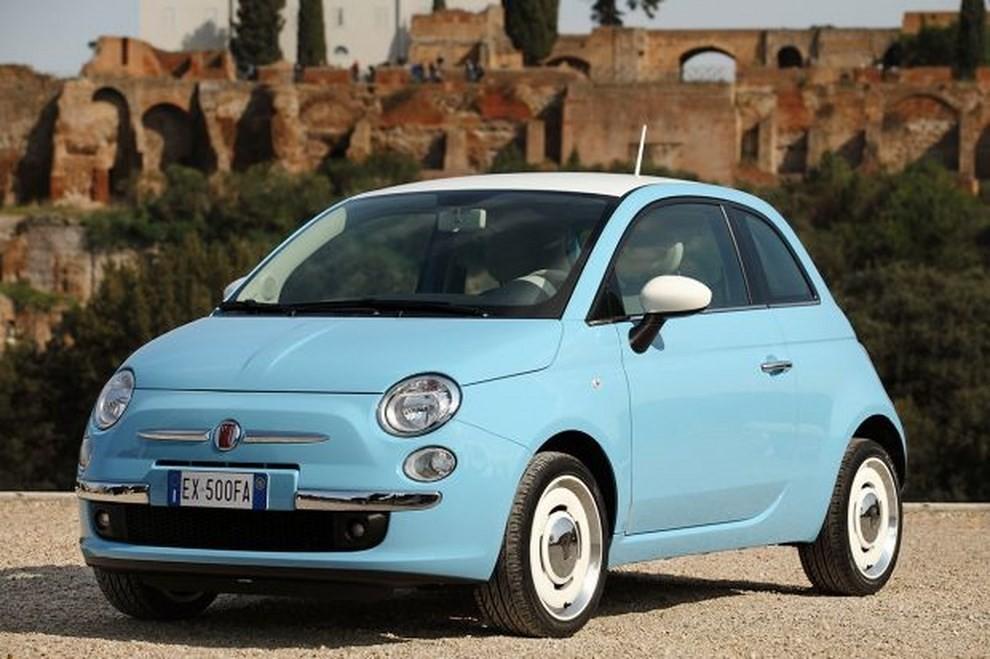 Fiat 500 Vintage '57, torna un mito del Made in Italy - Foto 2 di 7