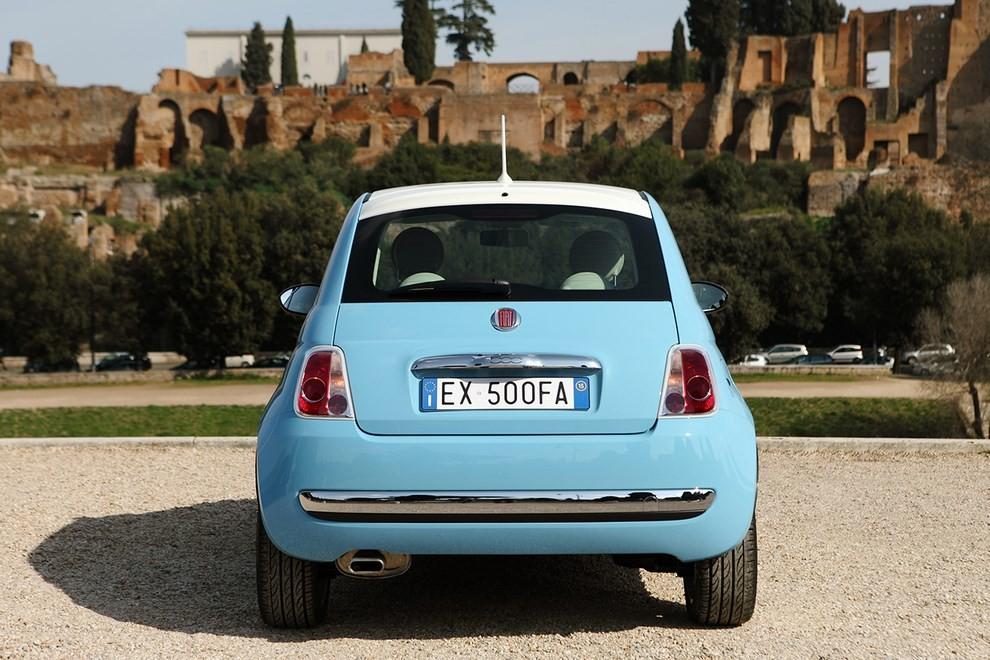 Fiat 500 Vintage '57, torna un mito del Made in Italy - Foto 6 di 7