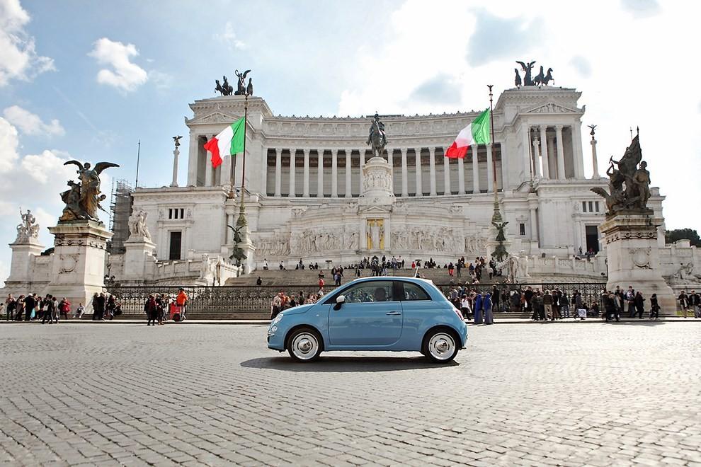Fiat 500 Vintage '57, torna un mito del Made in Italy - Foto 7 di 7