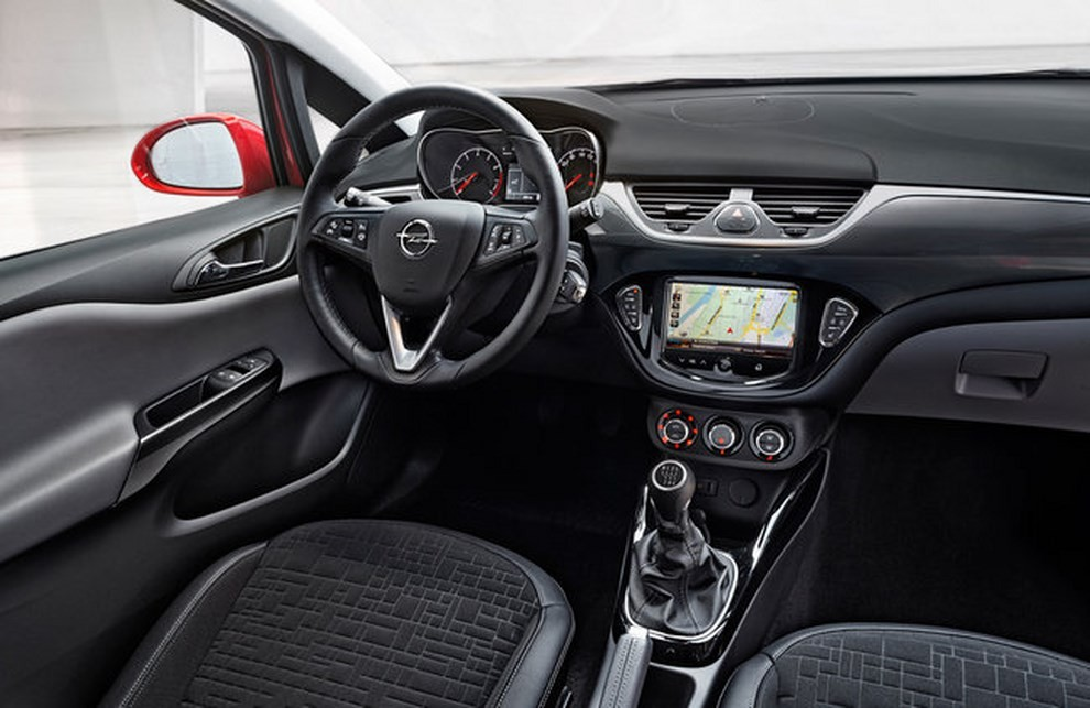 nuova opel corsa gpl tech con motore 1 4 90 cv infomotori. Black Bedroom Furniture Sets. Home Design Ideas