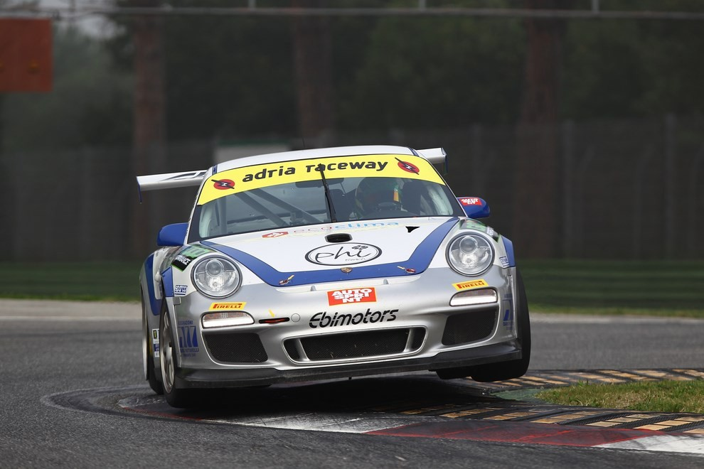 Campionato Italiano Gran Turismo: gara difficile per Tommy Maino - Foto 5 di 6