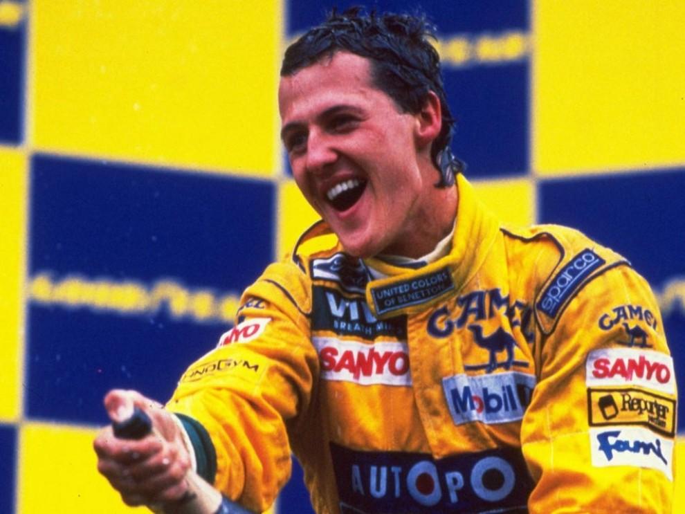 Michael Schumacher, le immagini più belle del campione tedesco di F1 - Foto 11 di 37