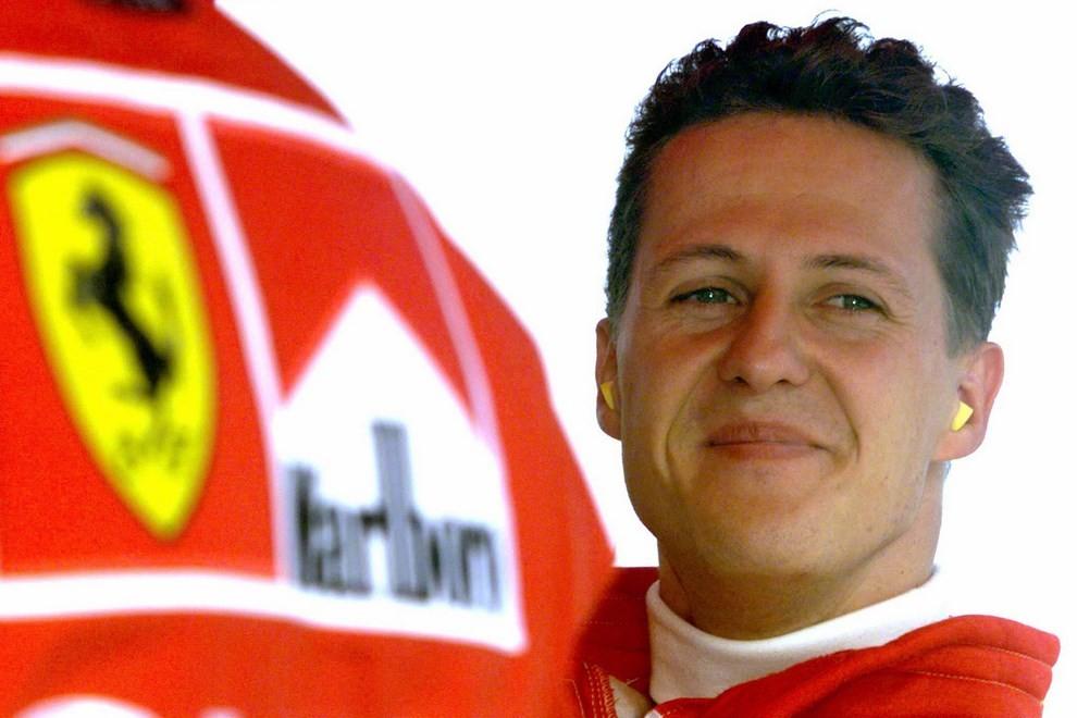 Michael Schumacher, le immagini più belle del campione tedesco di F1 - Foto 12 di 37