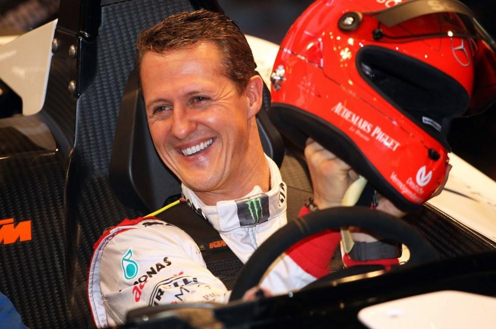 Michael Schumacher, le immagini più belle del campione tedesco di F1 - Foto 15 di 37