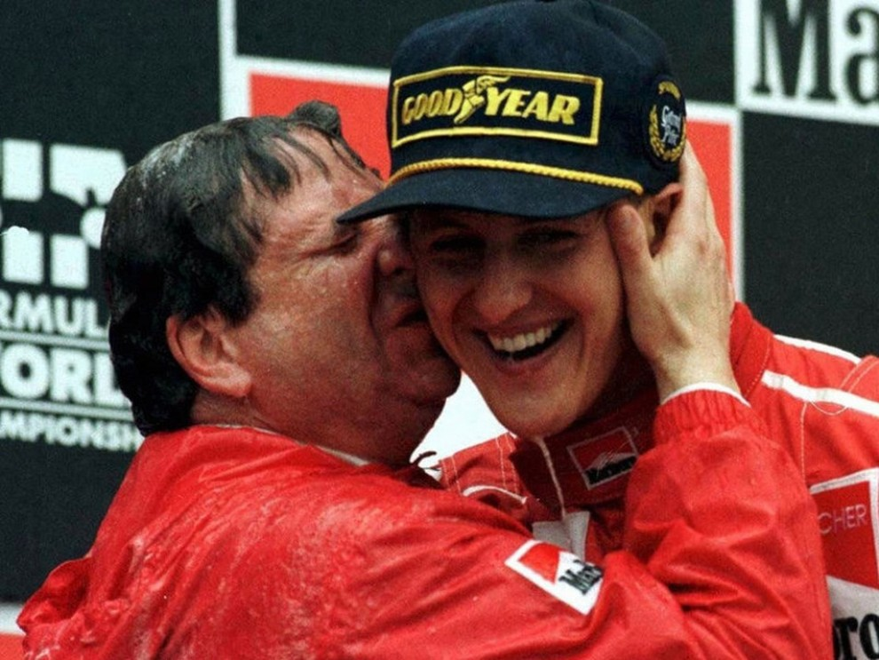 Michael Schumacher, le immagini più belle del campione tedesco di F1 - Foto 16 di 37