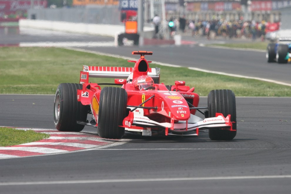 Michael Schumacher, le immagini più belle del campione tedesco di F1 - Foto 17 di 37