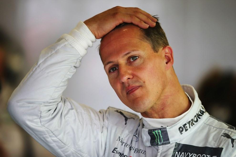 Michael Schumacher, le immagini più belle del campione tedesco di F1 - Foto 18 di 37