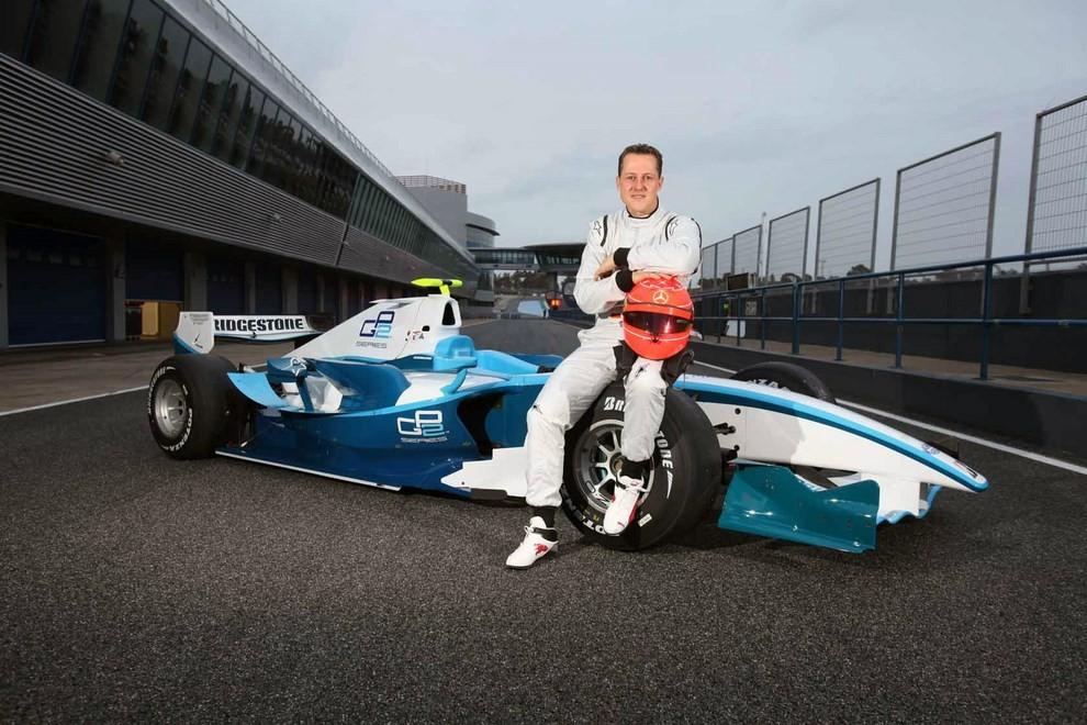 Michael Schumacher, le immagini più belle del campione tedesco di F1 - Foto 19 di 37