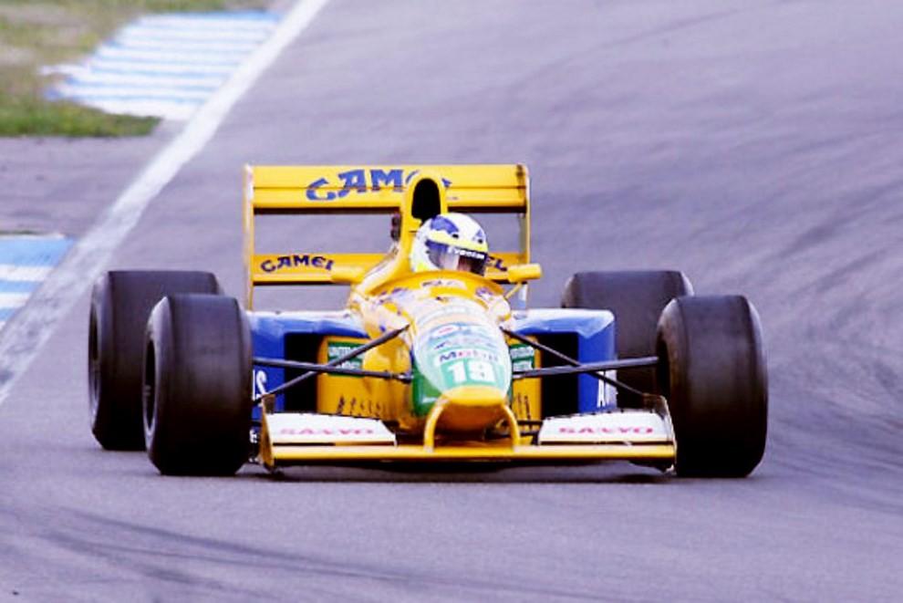 Michael Schumacher, le immagini più belle del campione tedesco di F1 - Foto 21 di 37