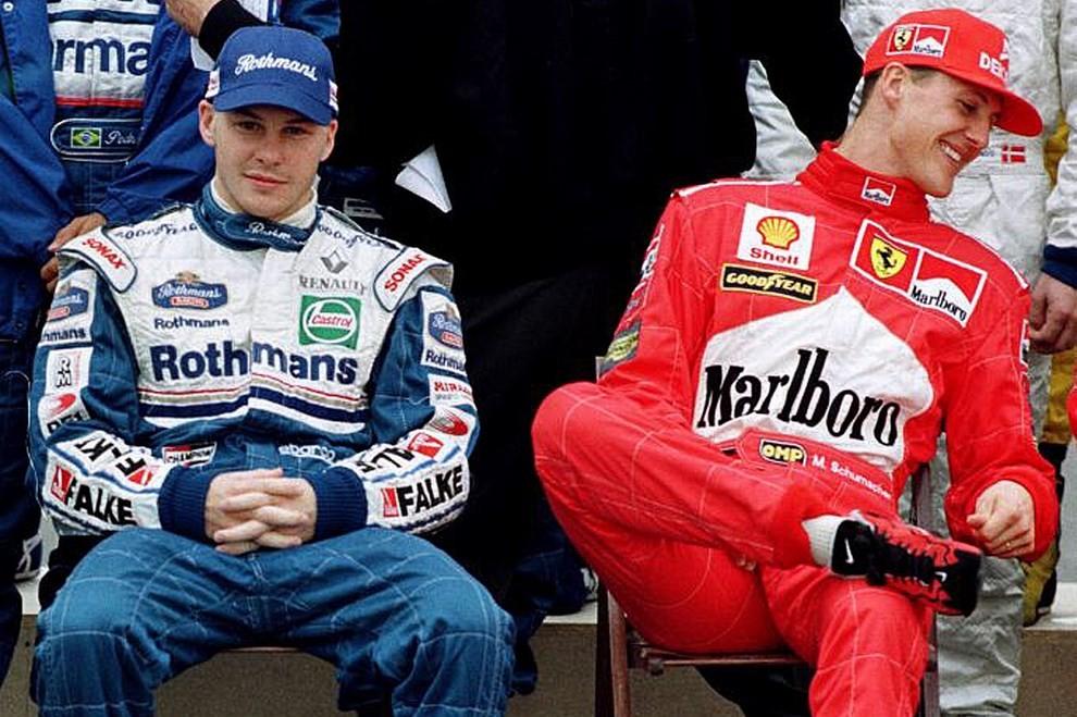 Michael Schumacher, le immagini più belle del campione tedesco di F1 - Foto 22 di 37
