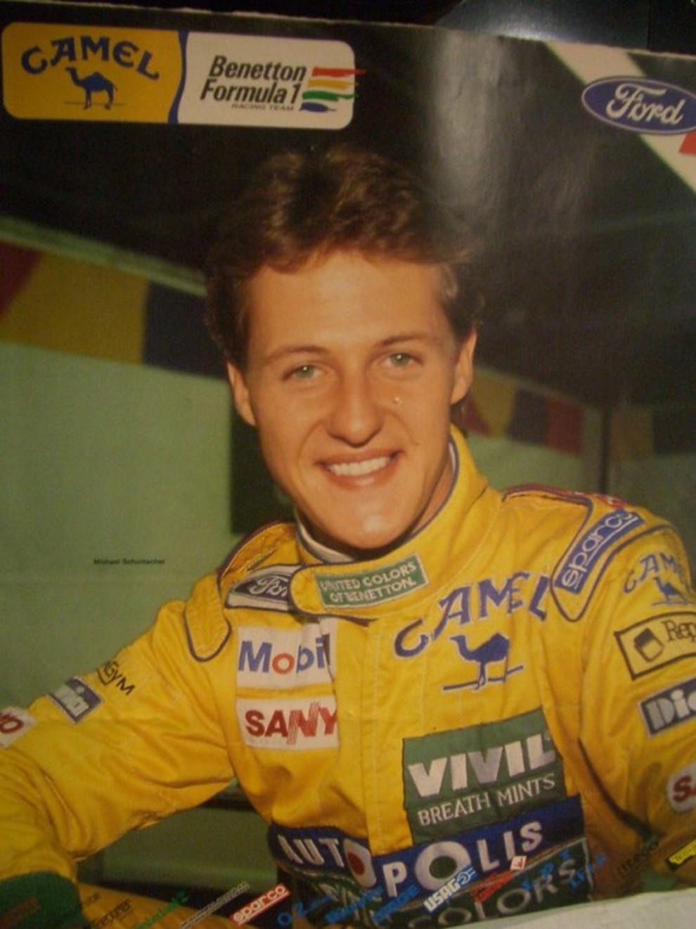 Michael Schumacher, le immagini più belle del campione tedesco di F1 - Foto 23 di 37