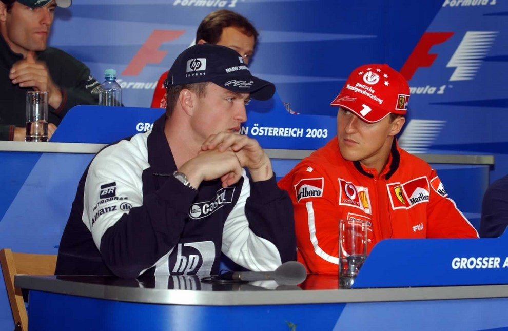 Michael Schumacher, le immagini più belle del campione tedesco di F1 - Foto 24 di 37