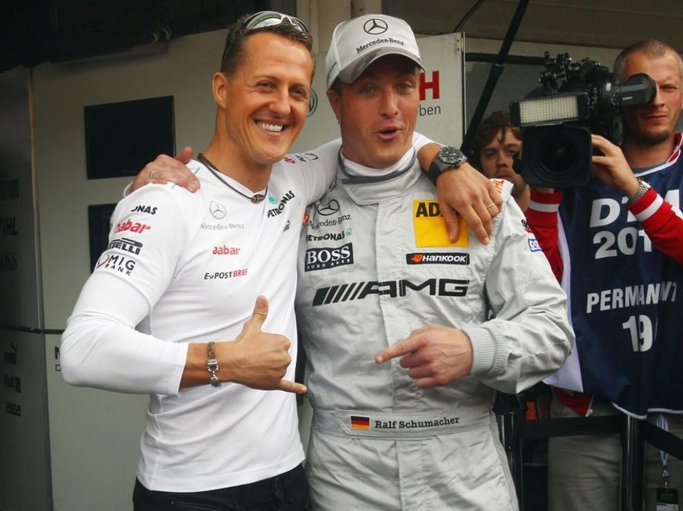 Michael Schumacher, le immagini più belle del campione tedesco di F1 - Foto 25 di 37