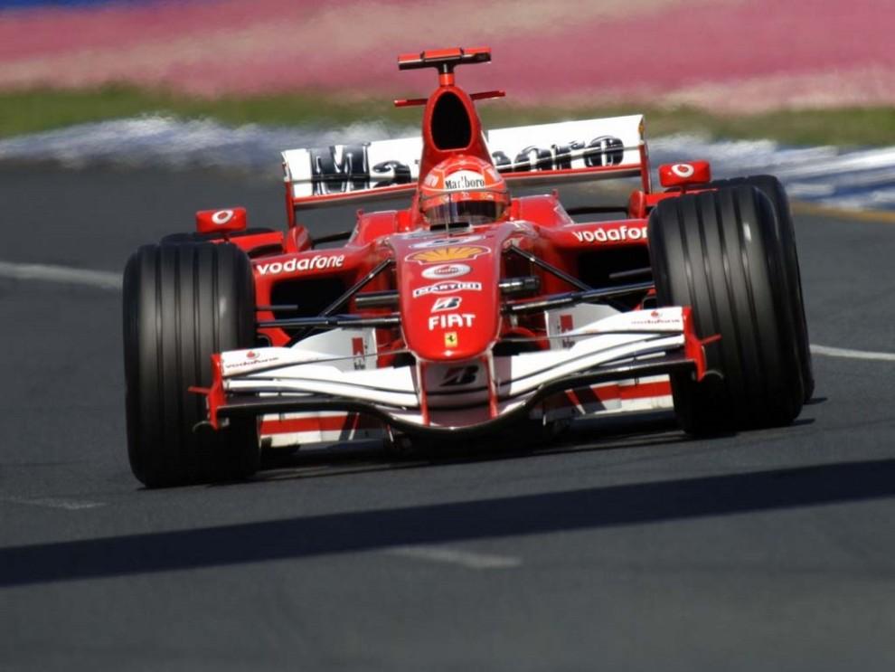 Michael Schumacher, le immagini più belle del campione tedesco di F1 - Foto 27 di 37