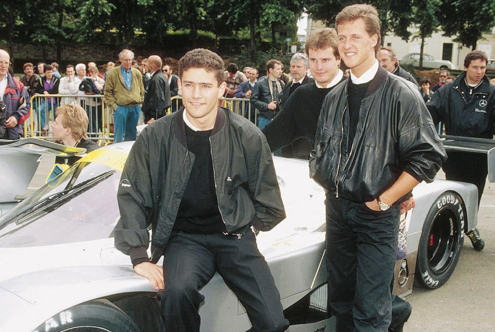 Michael Schumacher, le immagini più belle del campione tedesco di F1 - Foto 28 di 37