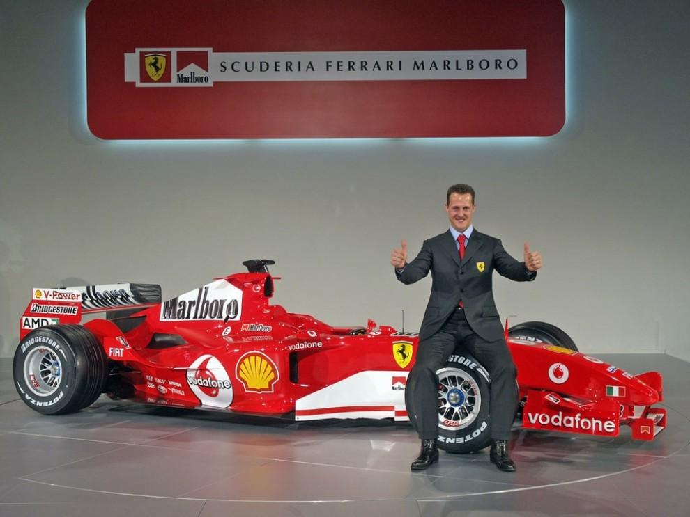 Michael Schumacher, le immagini più belle del campione tedesco di F1 - Foto 29 di 37