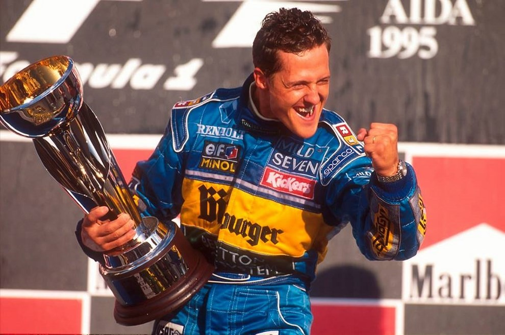 Michael Schumacher, le immagini più belle del campione tedesco di F1 - Foto 31 di 37