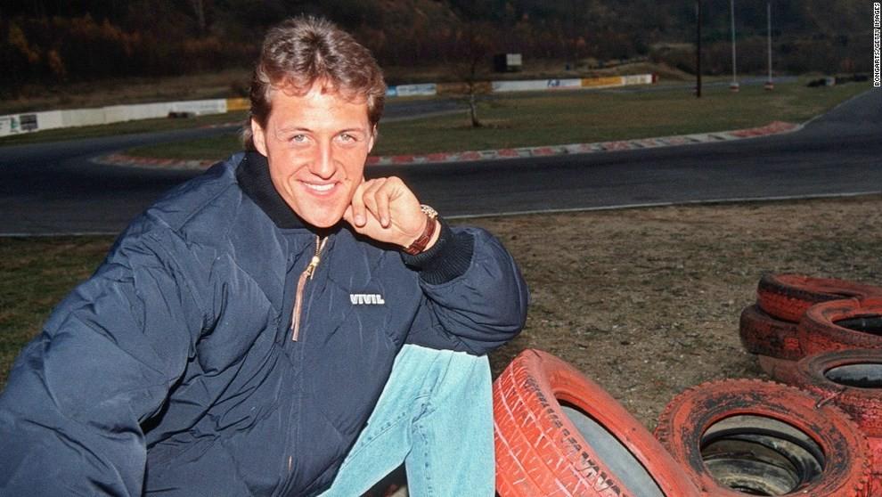 Michael Schumacher, le immagini più belle del campione tedesco di F1 - Foto 36 di 37