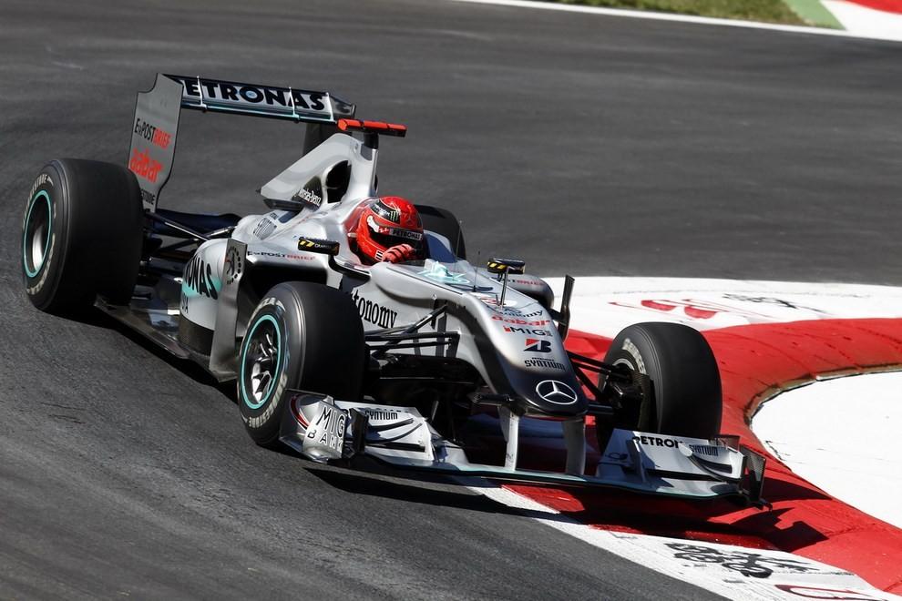 Michael Schumacher, le immagini più belle del campione tedesco di F1 - Foto 37 di 37