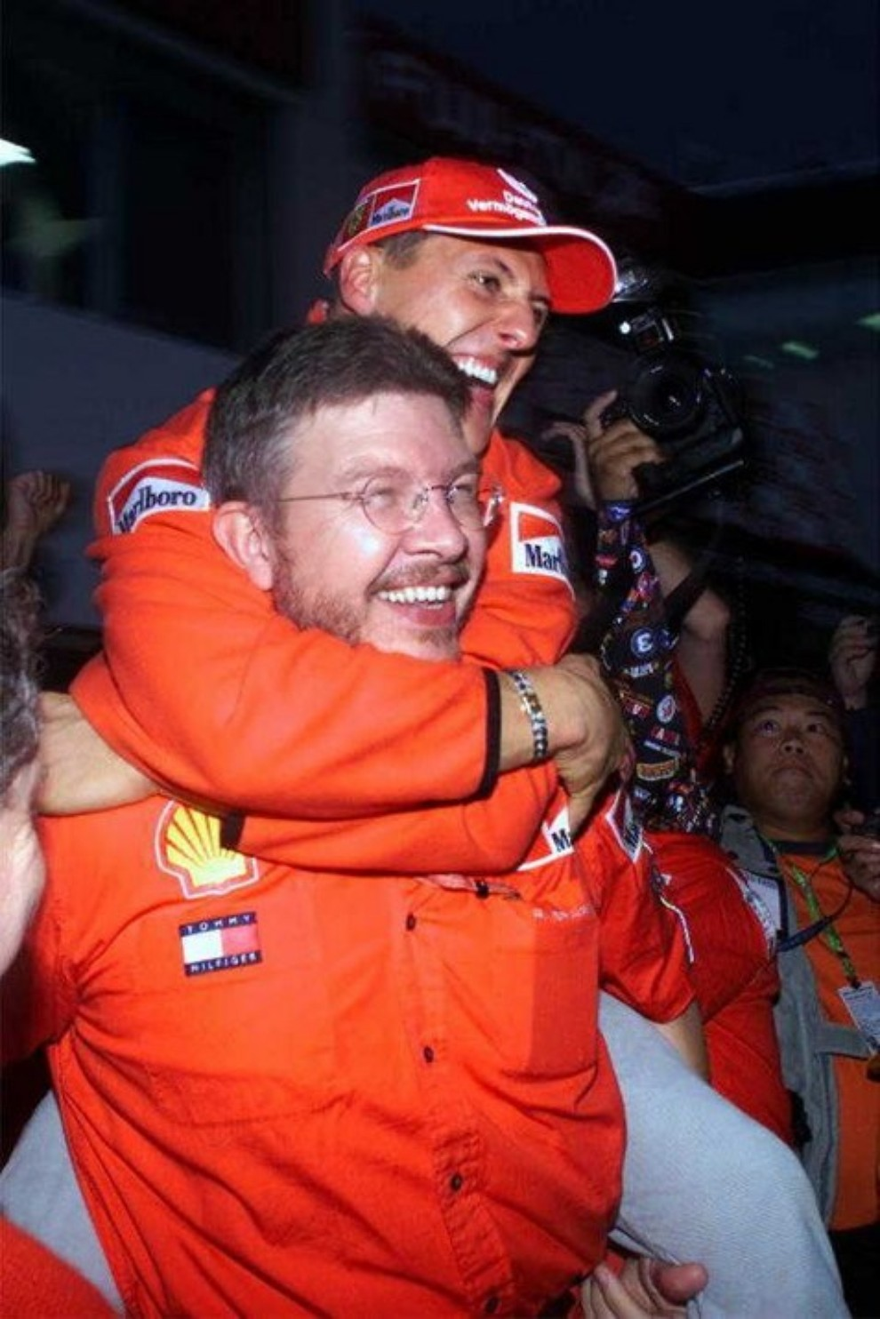 Michael Schumacher, le immagini più belle del campione tedesco di F1 - Foto 4 di 37