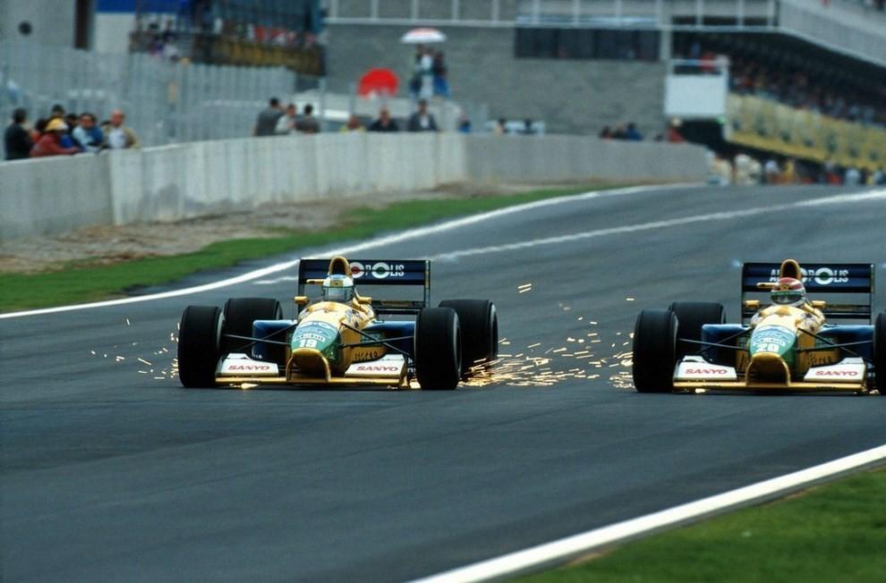 Michael Schumacher, le immagini più belle del campione tedesco di F1 - Foto 3 di 37