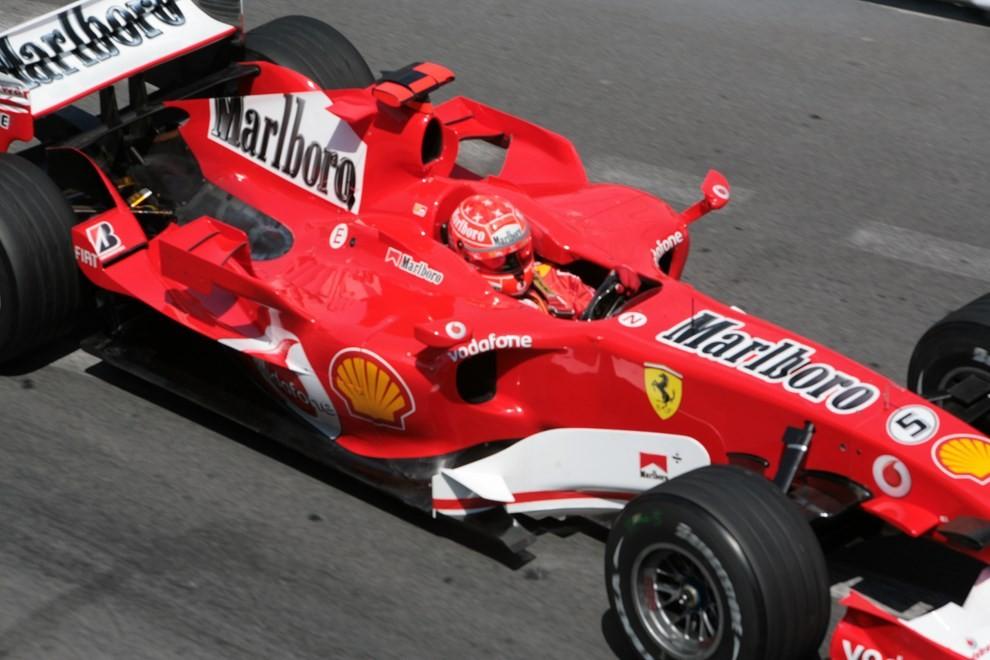 Michael Schumacher, le immagini più belle del campione tedesco di F1 - Foto 5 di 37