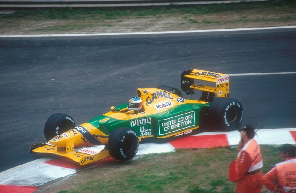 Michael Schumacher, le immagini più belle del campione tedesco di F1 - Foto 7 di 37
