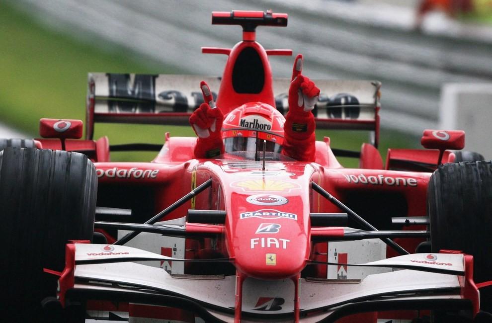 Michael Schumacher, le immagini più belle del campione tedesco di F1 - Foto 8 di 37