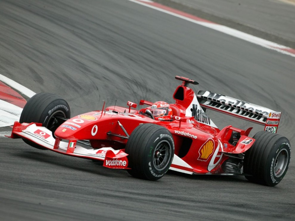 Michael Schumacher, le immagini più belle del campione tedesco di F1 - Foto 9 di 37