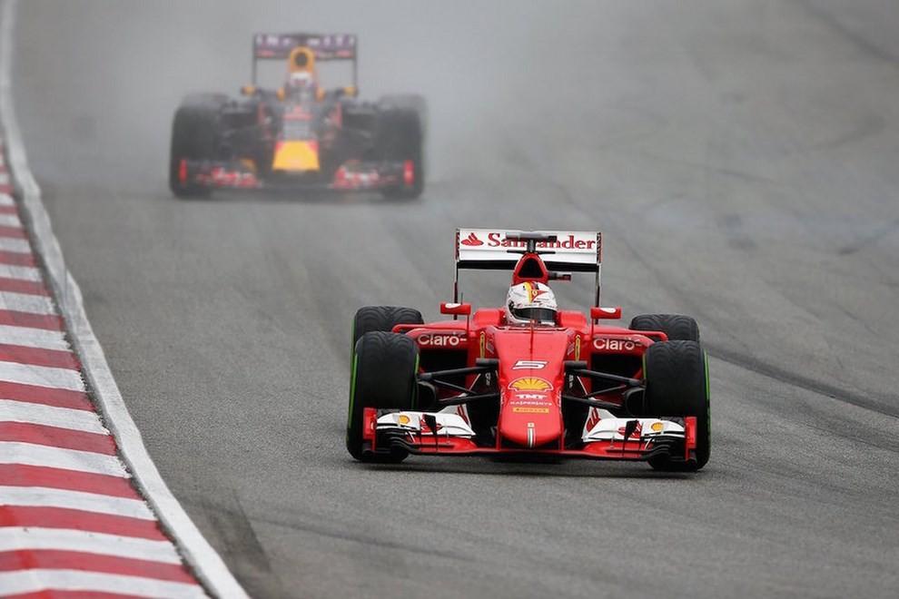 Sebastian Vettel, le foto più belle della carriera del campione di F1 - Foto 12 di 42
