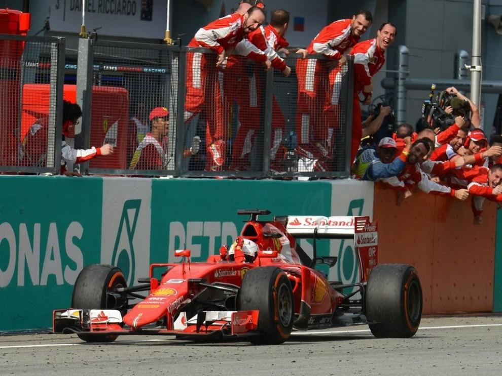 Sebastian Vettel, le foto più belle della carriera del campione di F1 - Foto 13 di 42