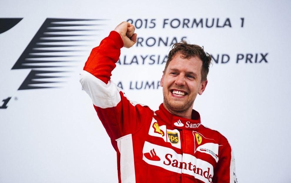 Sebastian Vettel, le foto più belle della carriera del campione di F1 - Foto 14 di 42