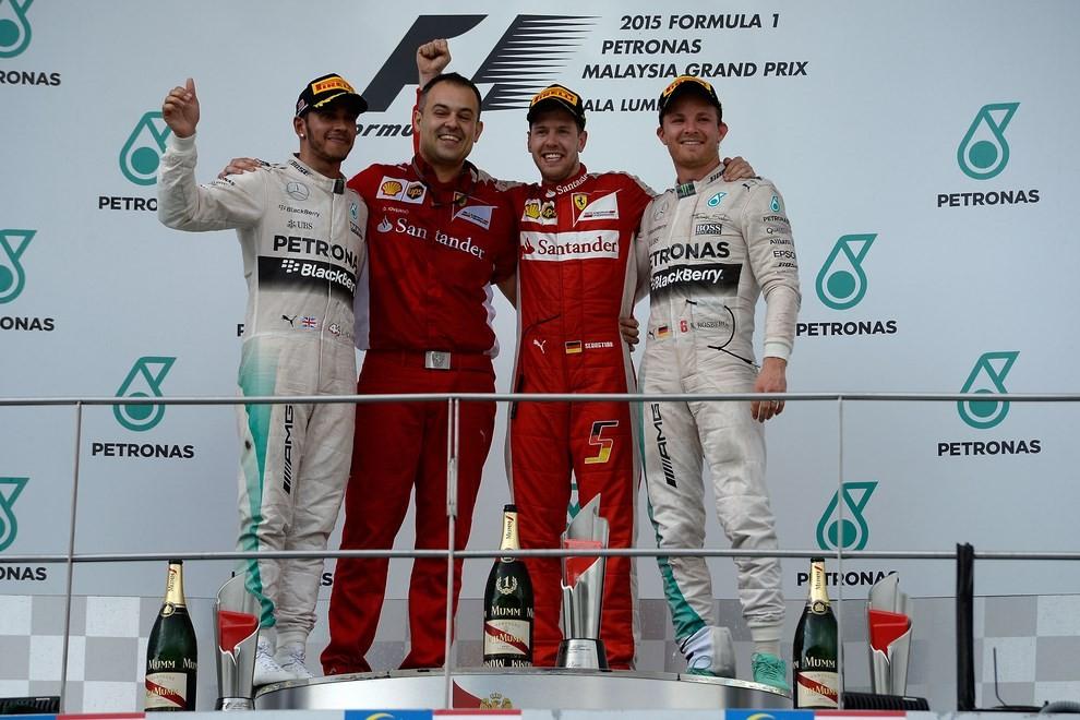 Sebastian Vettel, le foto più belle della carriera del campione di F1 - Foto 15 di 42